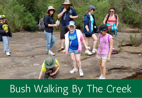5 Bushwalking